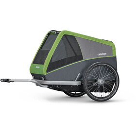 Croozer Dog XL Hundeanhänger grasshopper green